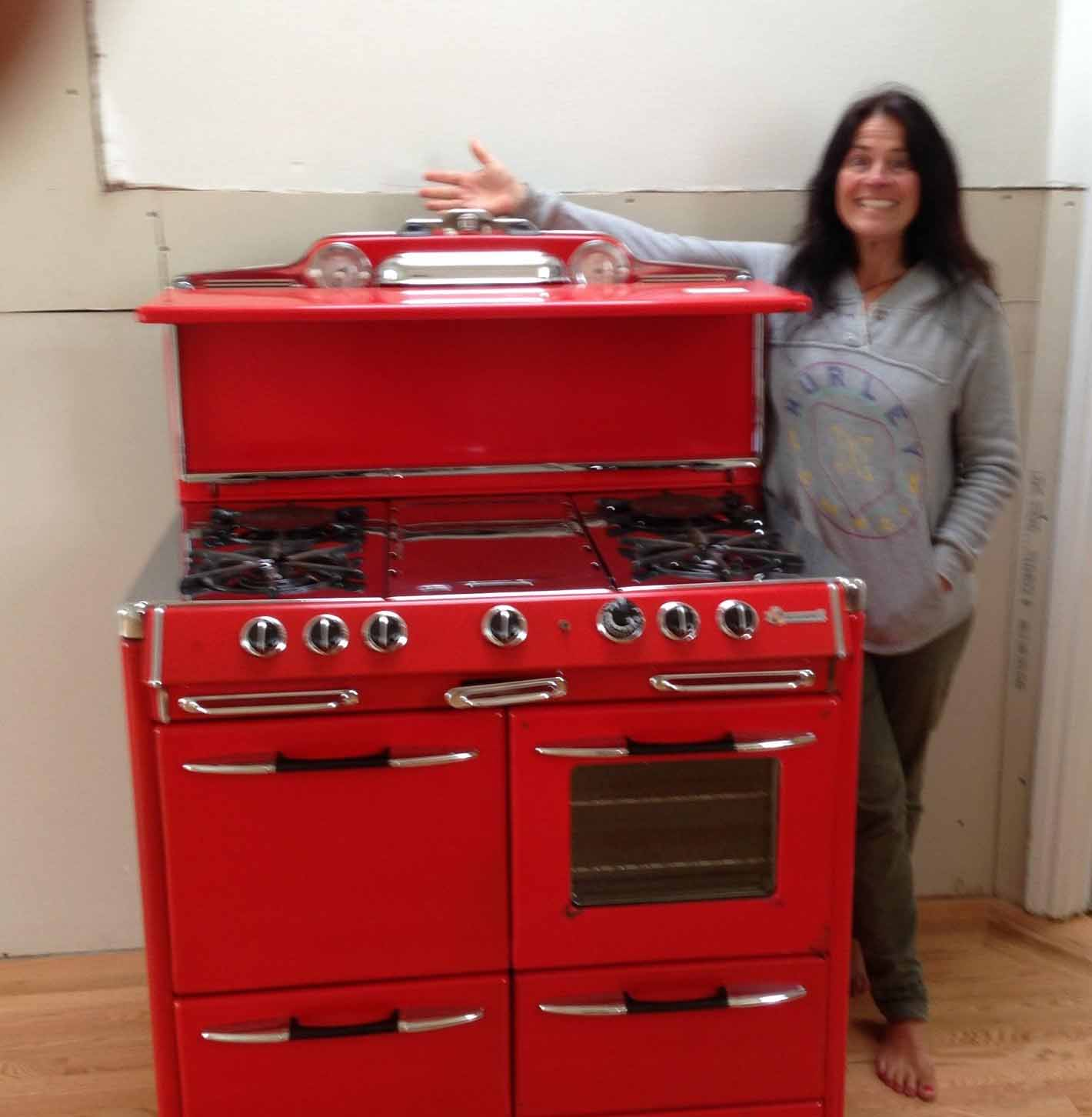 Reproduction Kitchen Appliances Vintage And Classic Stoves Sales